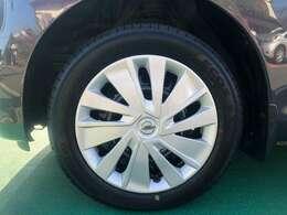 タイヤの溝もあり、走行に問題ありません!