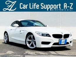 BMW Z4 sドライブ 23i Mスポーツパッケージ 直6 i-Drive 黒革 シートヒーター