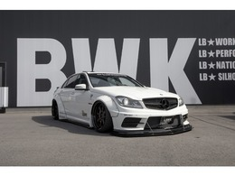 AMG Cクラス C63 LB-WORKS Full complete