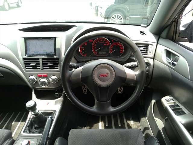4WD ディーラー記録簿有り メモリーナビTV ドラレコ ETC オプションRECAROシート 専用18インチアルミ STI製ブレンボキャリパー STI製フロントリップ Rスポ プッシュスタート