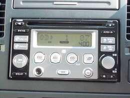 録音機能付きのCDデッキです