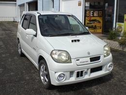 スズキ Kei 660 ワークス 4WD リビルトエンジン&ターボ交換済み