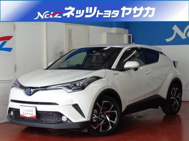 燃費の良いHVのC-HR☆ワンオーナー☆フルセグSDナビ、ETC付き☆