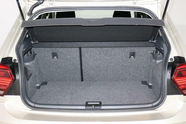 開口幅が広く、荷物の積み降ろしが楽なトランクルーム。