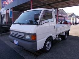 マツダ ボンゴトラック 日本フォードJ80トラックベースグレード エアコン/パワステ/パワーウィンドウ