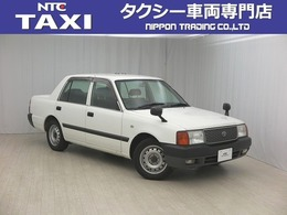 トヨタ コンフォート スタンダード LPG タクシー