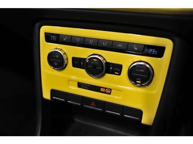 シンプルなエアコン等のスイッチ類は、直感的に使用でき、すぐにマスターできます。