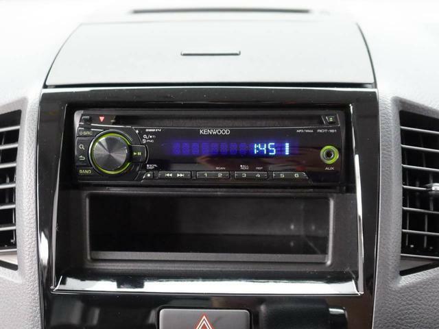CDチューナー。お気に入りのCDとドライブへ。