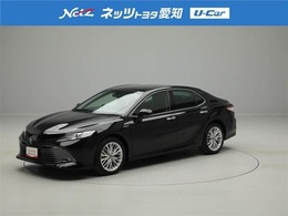 トヨタ カムリ 2.5 G レザーパッケージ トヨタ認定中古車 フルセグメモリーナビ
