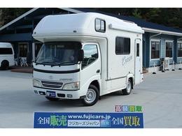 トヨタ カムロード ナッツRV ネオクレソン 冷蔵庫 FFヒーター 2000Wインバーター ナビ