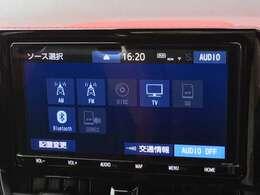 【 純正9型メモリナビ 】CD/DVD/Bluetooth/WiFi/フルセグTV