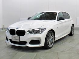 BMW 1シリーズ M135i 認定中古車 衝突安全装置 車検整備付