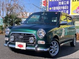 ダイハツ ミラジーノ 660 ミニライトスペシャル 女性ワンオーナー禁煙車レザーシート記録簿