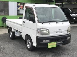ダイハツ ハイゼットトラック 660 スペシャル農用パック 3方開 4WD 5速マニュアル 4WD
