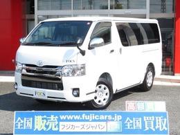 トヨタ ハイエースバン . キャンピング FOCS エスパシオes 4WD DT