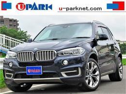 BMW X5 xドライブ 35d xライン 4WD 1オナ 黒革 ACC インテリS OP20AW LED