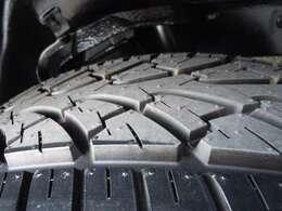 タイヤは18年前のが付いておりましたが、山も綺麗にありましたが、新品に全部交換しました。