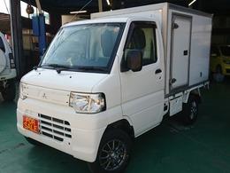 三菱 ミニキャブミーブトラック VX-SE 10.5kWh 駆動バッテリー残存率103.パーセント