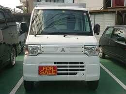 軽トラックの電気自動車です。