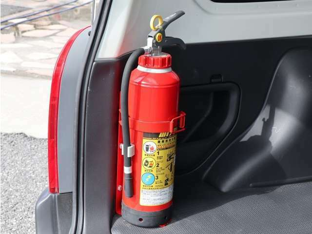 【消火器設置】・・・万が一の際にも安心な消火器付きです☆ お問い合わせは 0066-9711-734563 までお気軽にお電話下さい!