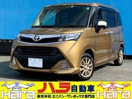 トヨタ タンク 1.0 G S スマートアシストII 両側自動ドア 禁煙車