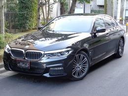 BMW 5シリーズ 530e iパフォーマンス Mスポーツ アクティブクルーズコントロール 黒革