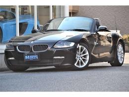 BMW Z4 ロードスター2.5i 電動オープン/黒革シート/ナビ