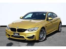 BMW M4クーペ M DCT ドライブロジック コンペティションパッケージ装着車 ブラックレザーアダプティブMサスHUD