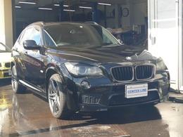 BMW X1 xドライブ 25i Mスポーツパッケージ 4WD 新品19インチアルミタイヤ付き・革仕様