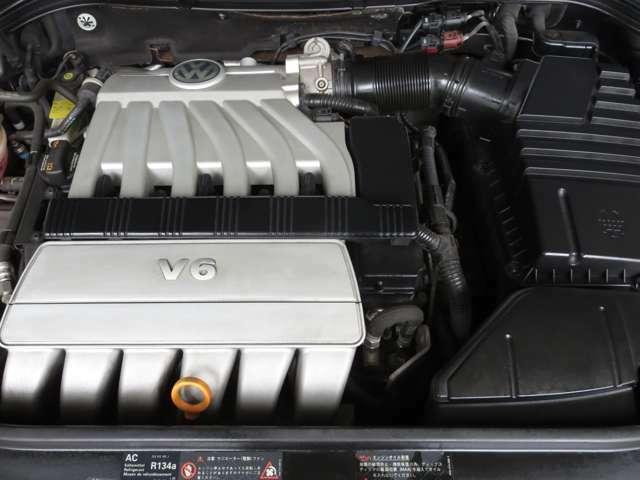V6 エンジン250お馬さん