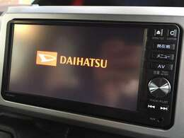 純正オプションのメモリーナビ(*'▽') フルセグTV・CD・DVDビデオ・SD&Bluetooth&AUX&USBオーディオ対応・ハンズフリー等多彩な機能を搭載♪ 駐車時安心のバックモニター付き(*'▽')