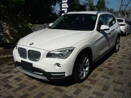 BMW X1 xドライブ 20i xライン 4WD LCIモデル黒革CICナビBカメラ