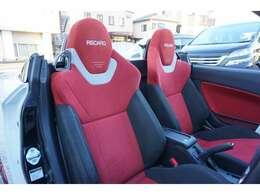 ★【RECARO製シート】運転席シートのコンディションをご確認下さい!!★