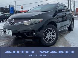 日産 ムラーノ 2.5 250XV FOUR 4WD 革シート ナビ・TV ガラスルーフ ETC