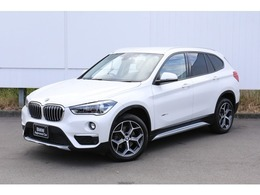 BMW X1 xドライブ 18d xライン 4WD コンフォートPKG前車追従ヘッドアップD禁煙