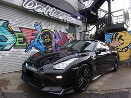日産 GT-R 3.8 ピュアエディション 4WD NISMOスポーツリセッティング TV.KIT