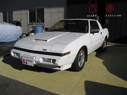 三菱 スタリオン GSR-Vダッシュターボ ノーマル車両