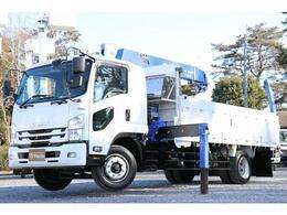いすゞ フォワード タダノ5段クレーン ラジコン 積載6.1t クルーズコントロール 寝台 ETC