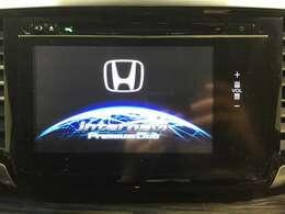 【Hondaインターナビ】静電式タッチパネルにより、スマートフォンのような操作感を実現!(CD/DVD/Bluetooth/フルセグ/HDMI/USB/ラジオ)