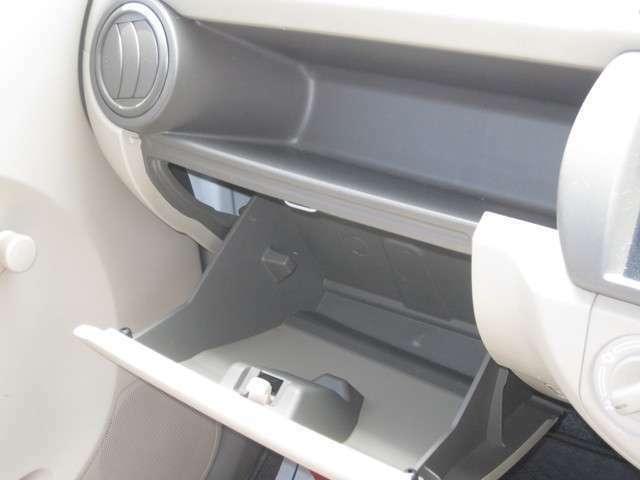 グローブボックスの画像です!車検証入れなどにお使い頂けます!