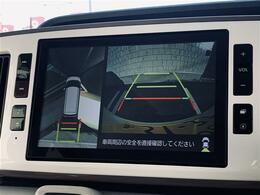【 全方位カメラ 】360度認識のカメラが搭載!!!周辺の安全確認も可能になります!!!