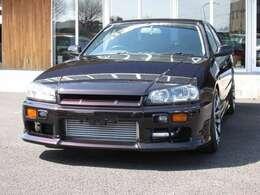 日本中探して・・・タマ数少ない、4ドアER34ターボの少走行・無改造・無修復車を新品部品で入魂製作しました☆RBエンジンシリーズの最終進化車両で、オススメです!カナリの上物美車ですので早い者勝ですよ☆