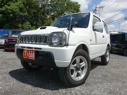 スズキ ジムニー 660 XG 4WD ターボ禁煙コーナーセンサ鑑定書10年保証可