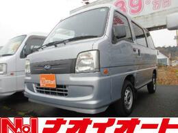 スバル サンバー 660 トランスポーター キーレス/エアバック/エアコン