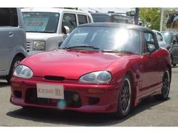 スズキ カプチーノ 660 全塗装済 マフラー 車高調