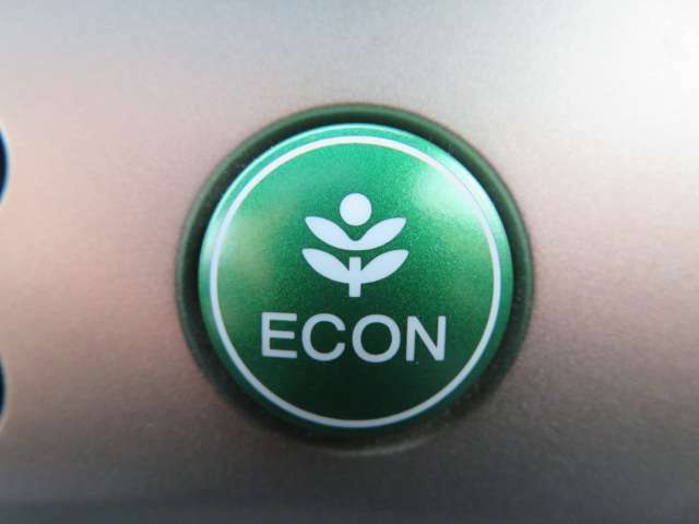 Aプラン画像:燃費の良い走行のアシスト!ECONモード