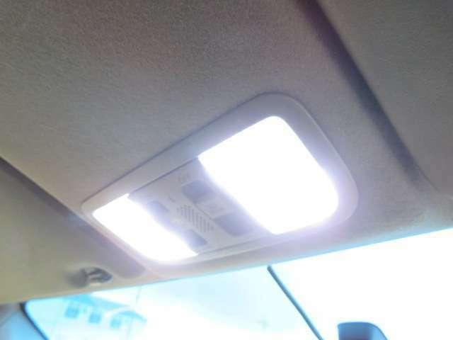 Aプラン画像:室内も明るく快適!LED室内灯!