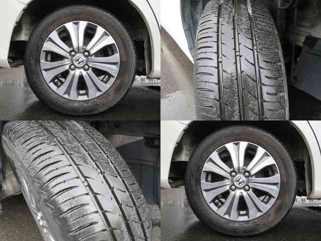 Bプラン画像:タイヤの溝もまだまだたっぷり!