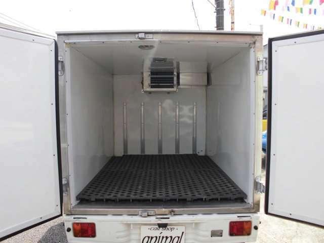 冷凍冷蔵(電装店チェックシート付)