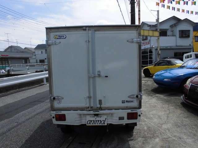 綺麗な冷凍車!!